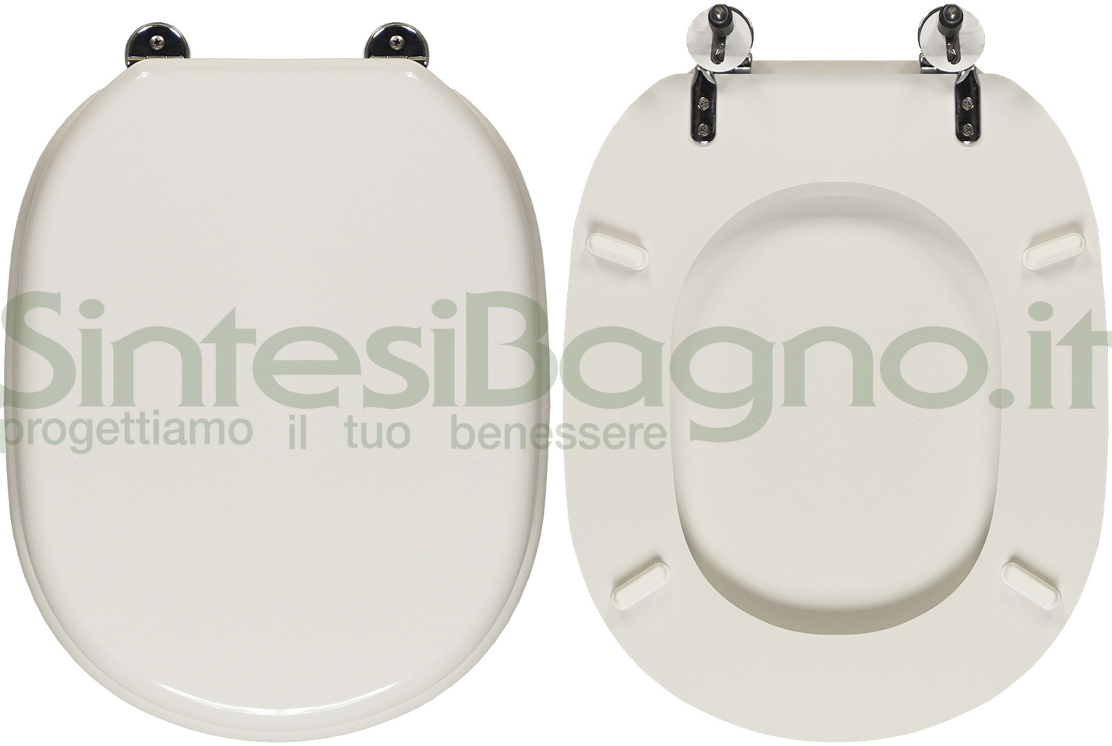 Copriwater. CONNECT. Ideal standard. Dedicato. BIANCO