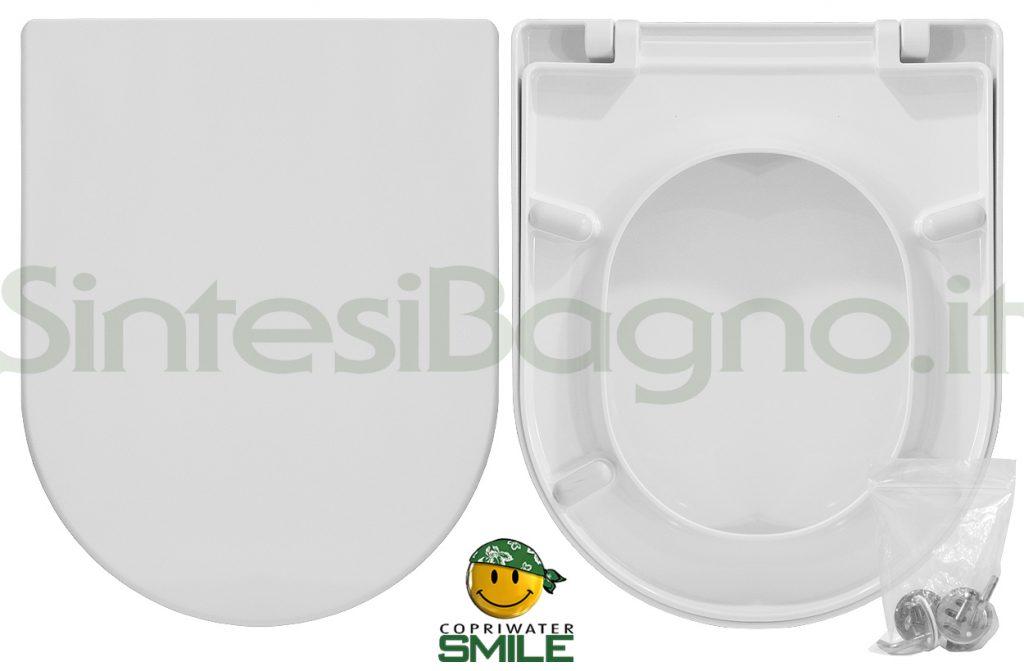 La proposta economico per il vaso Fiorile della Ideal Standard. Disponibile anche con cerniere SOFT CLOSE.