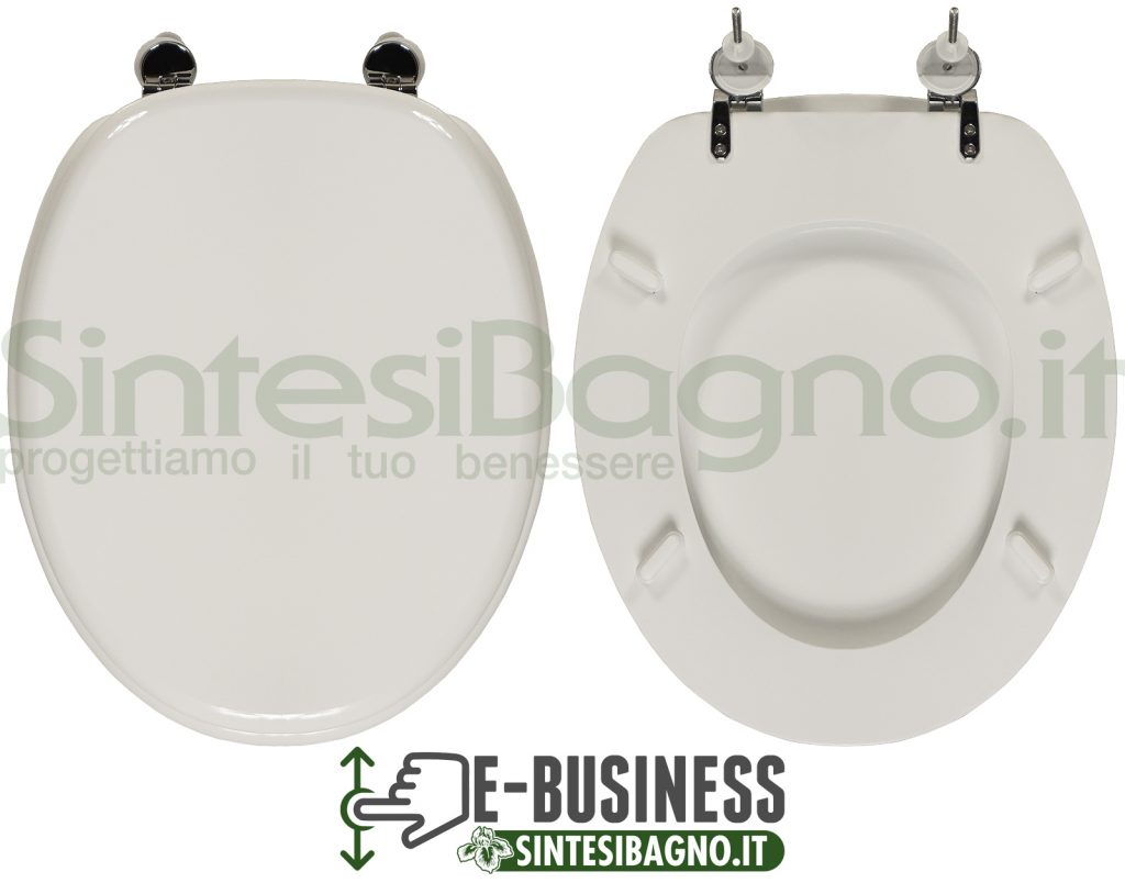 Copriwater. PONTI Z 3164. Ideal standard. Compatibile. BIANCO. E-Business
