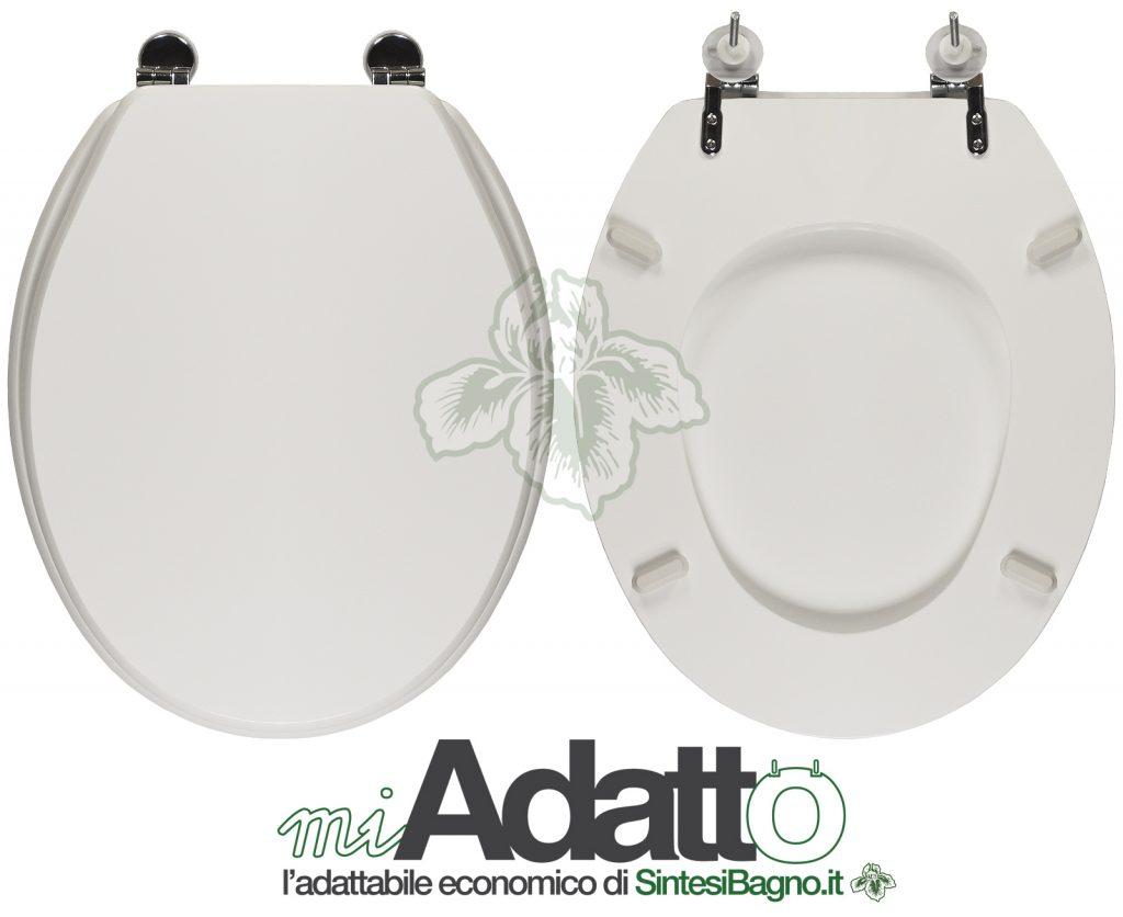 Copriwater. PONTI Z 3164. Ideal standard. Adattabile. BIANCO. Discount Quality