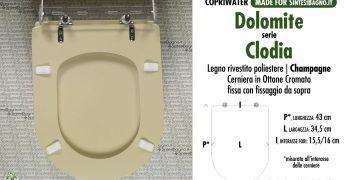 Sedile Wc Dolomite Clodia.Copriwater It Catalogo Sedili Per Wc Dolomite Copriwater