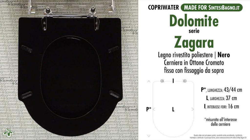 Qualità e tecniche di realizzazione del sedile ZAGARA/ZAGARA 3P