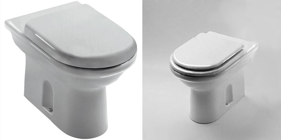 La serie esedra di ideal standard copriwater e cerniere di for Copriwater ideal standard esedra