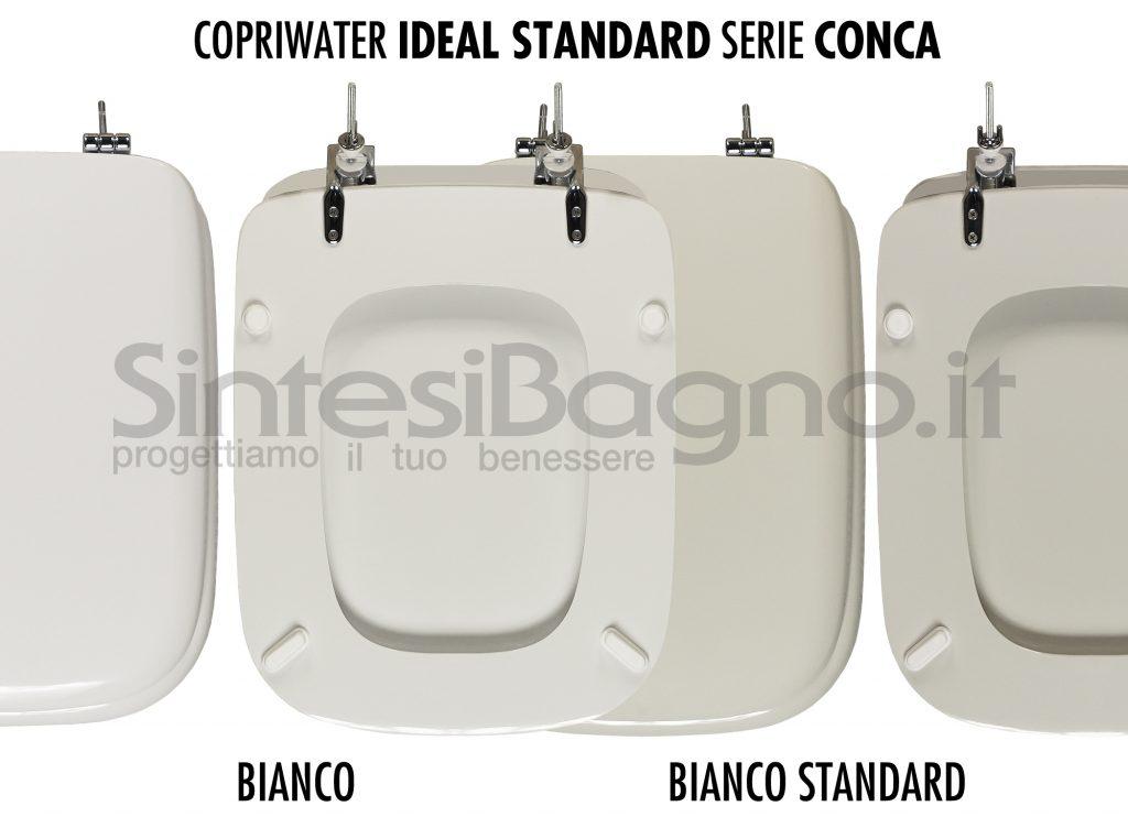 Bianco/Bianco Standard quale la differenza nei copriwater!