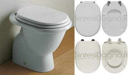 Serie FIORILE (ovale) Ideal Standard