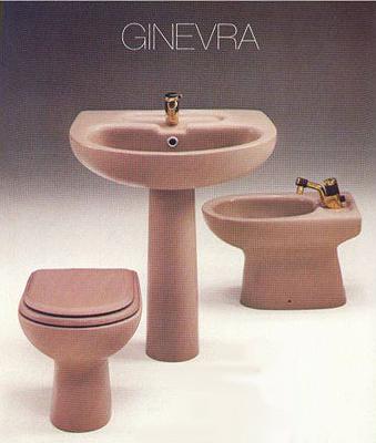 GSI ceramica. Dalle forme particolari di Facis al design di oggi
