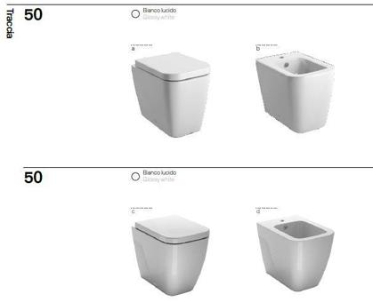 Serie TRACCIA GSI ceramica