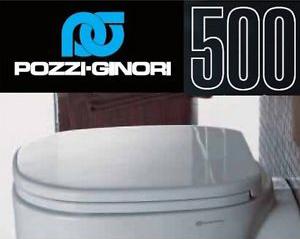 Serie 500 (cinquecento) Pozzi Ginori