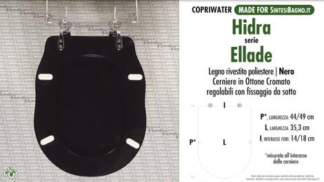 Serie ELLADE Hidra ceramica