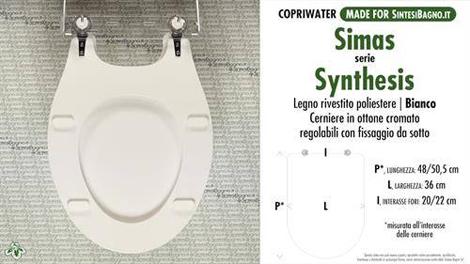 Serie SYNTESIS / SINTHESIS ceramica Simas